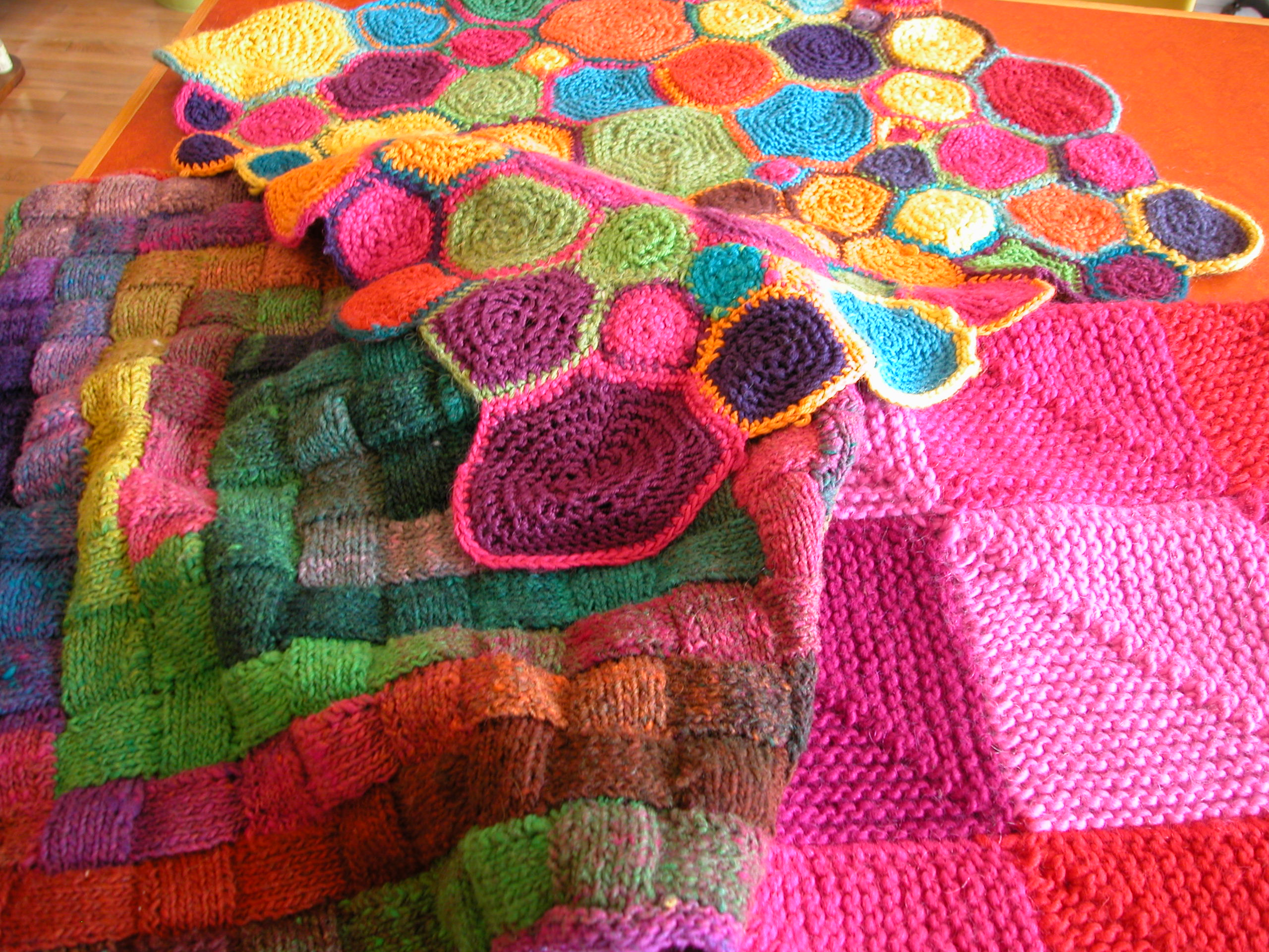 Knitting at the Museum | the knit cafe