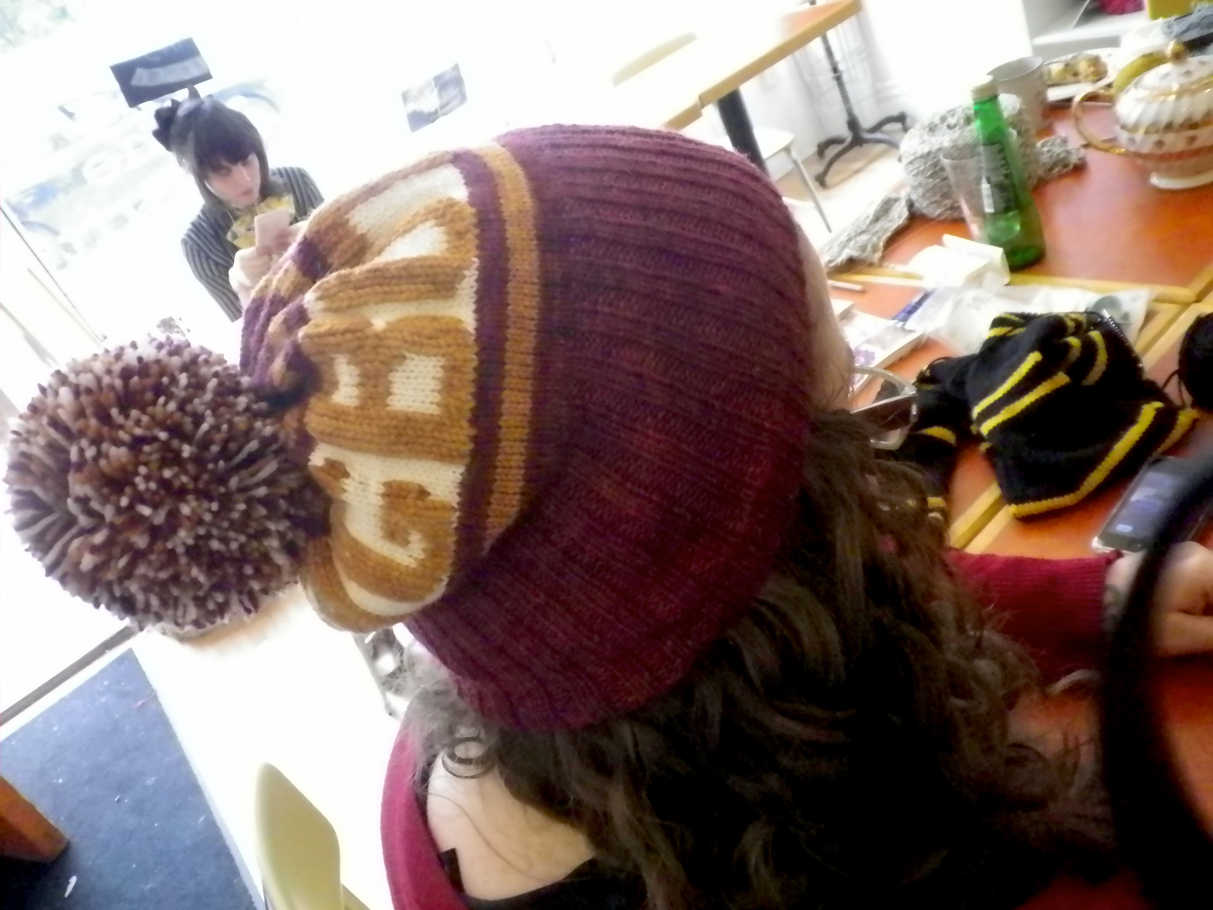 Knitting Harry Potter | the knit cafe