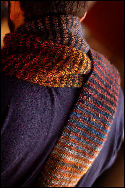noro striped scarf the knit cafe