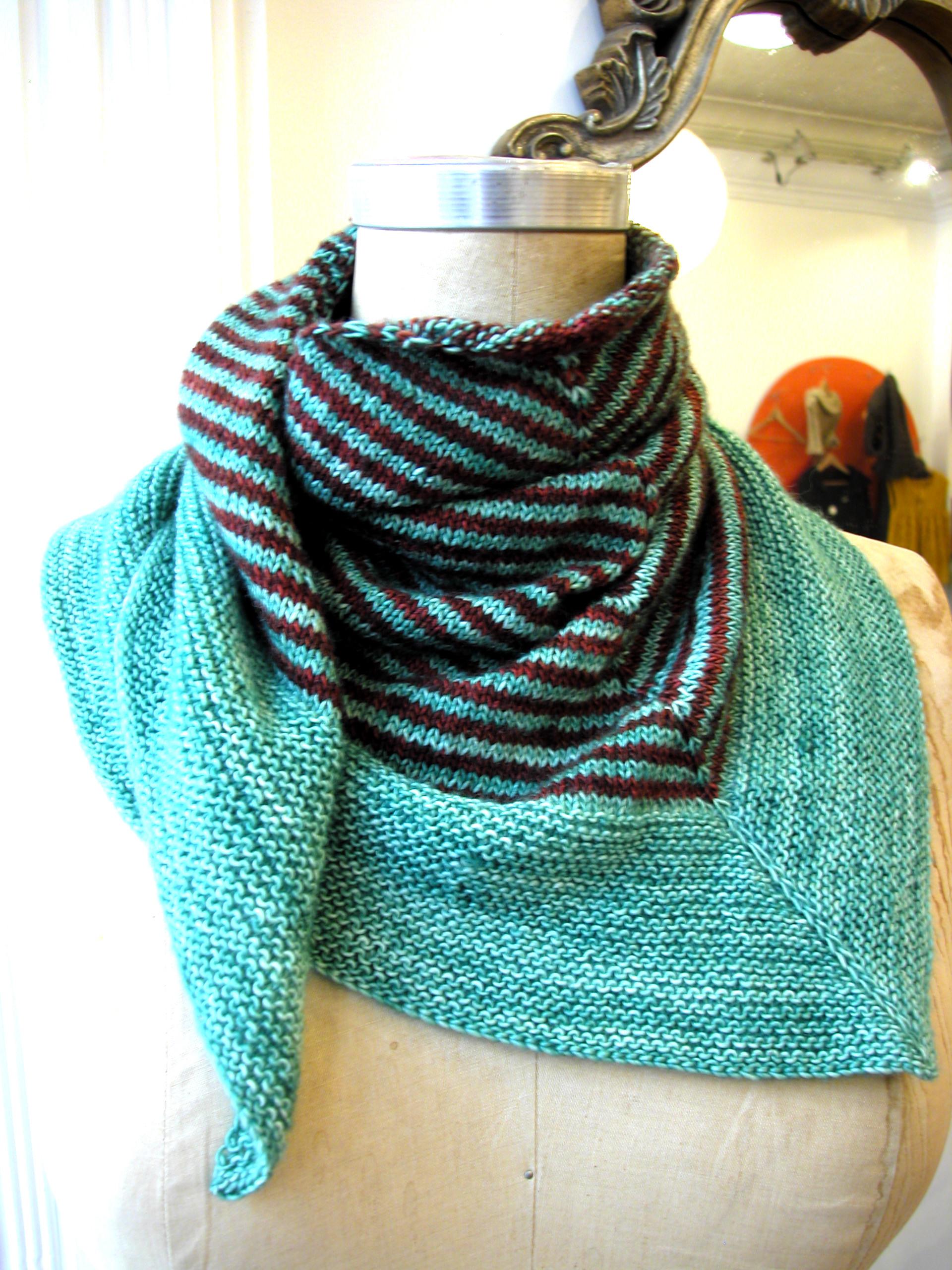 Soho Scarf | the knit cafe