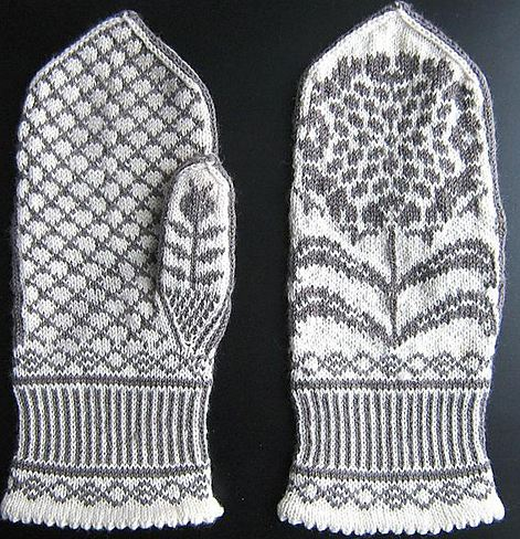 Free Knitting Patterns For Chunky Wool Mittens : KNITTING PATTERN FOR CHUNKY WOOL MITTENS   KNITTING PATTERN