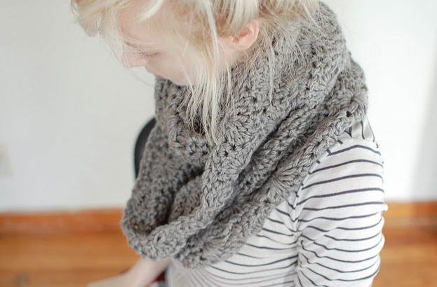Crochet Patterns For Cowl : crochet cowl patterns the knit cafe