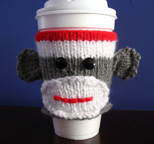 Free Crochet Pattern For Sock Monkey Mittens : Make it! the knit cafe Page 12