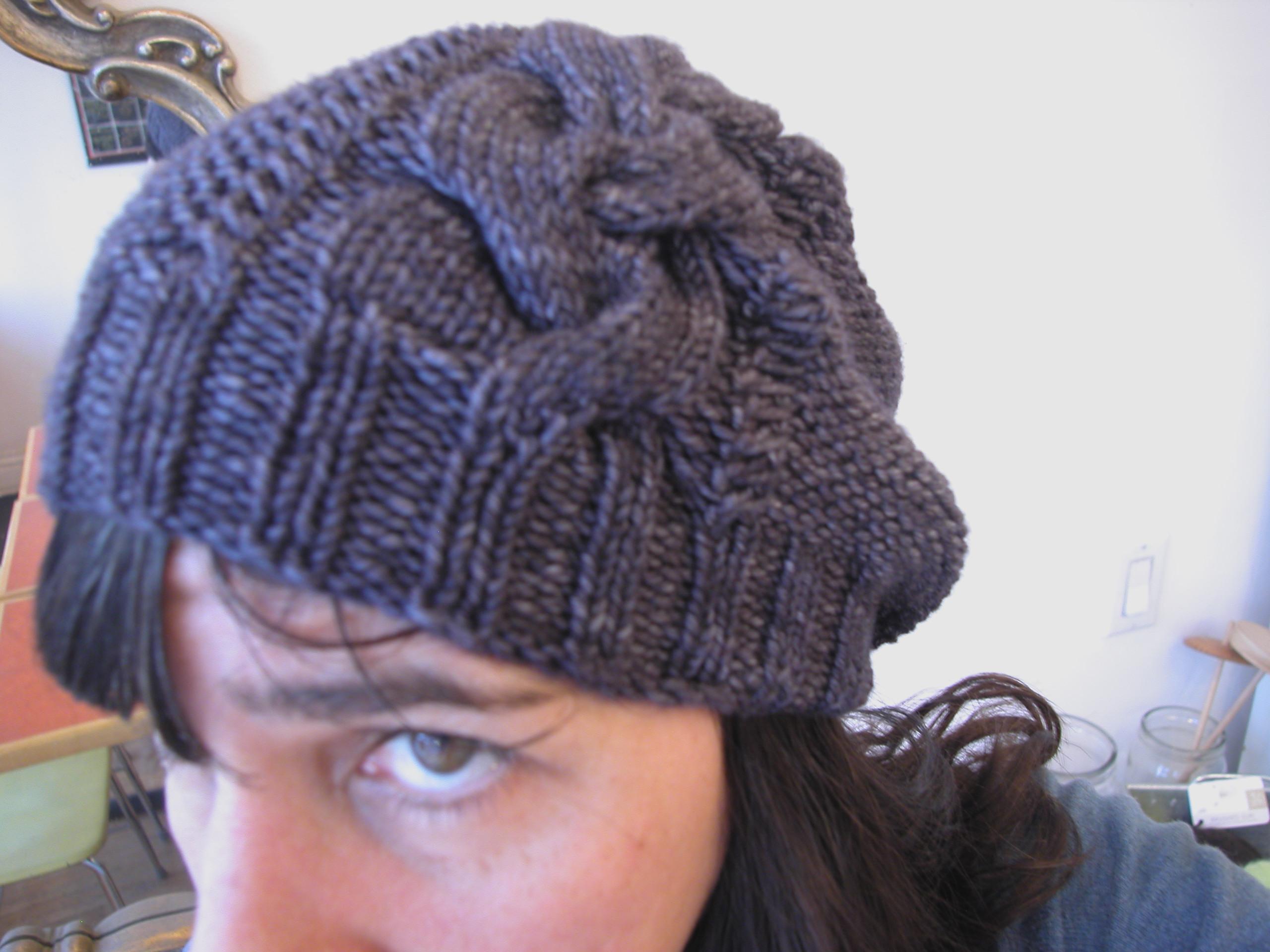 Free Knitting Patterns For Hats In Aran Wool : aran sweater patterns the knit cafe