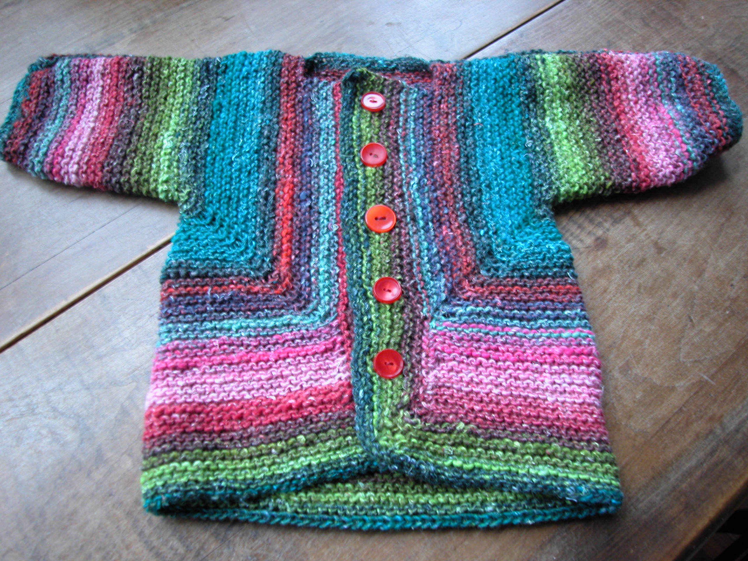 Elizabeth Zimmerman Free Knitting Patterns : baby surprise sweater the knit cafe