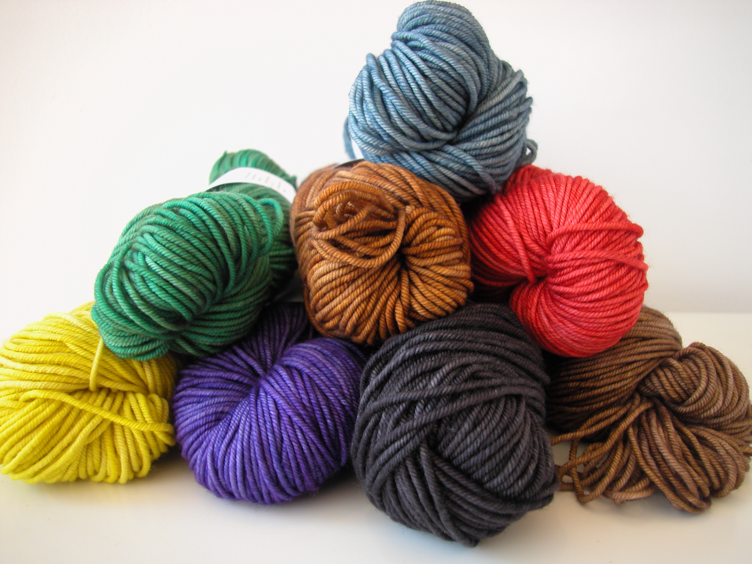 Kittenish Knitting : Worsted définition what is