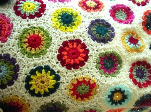crochet blanket class
