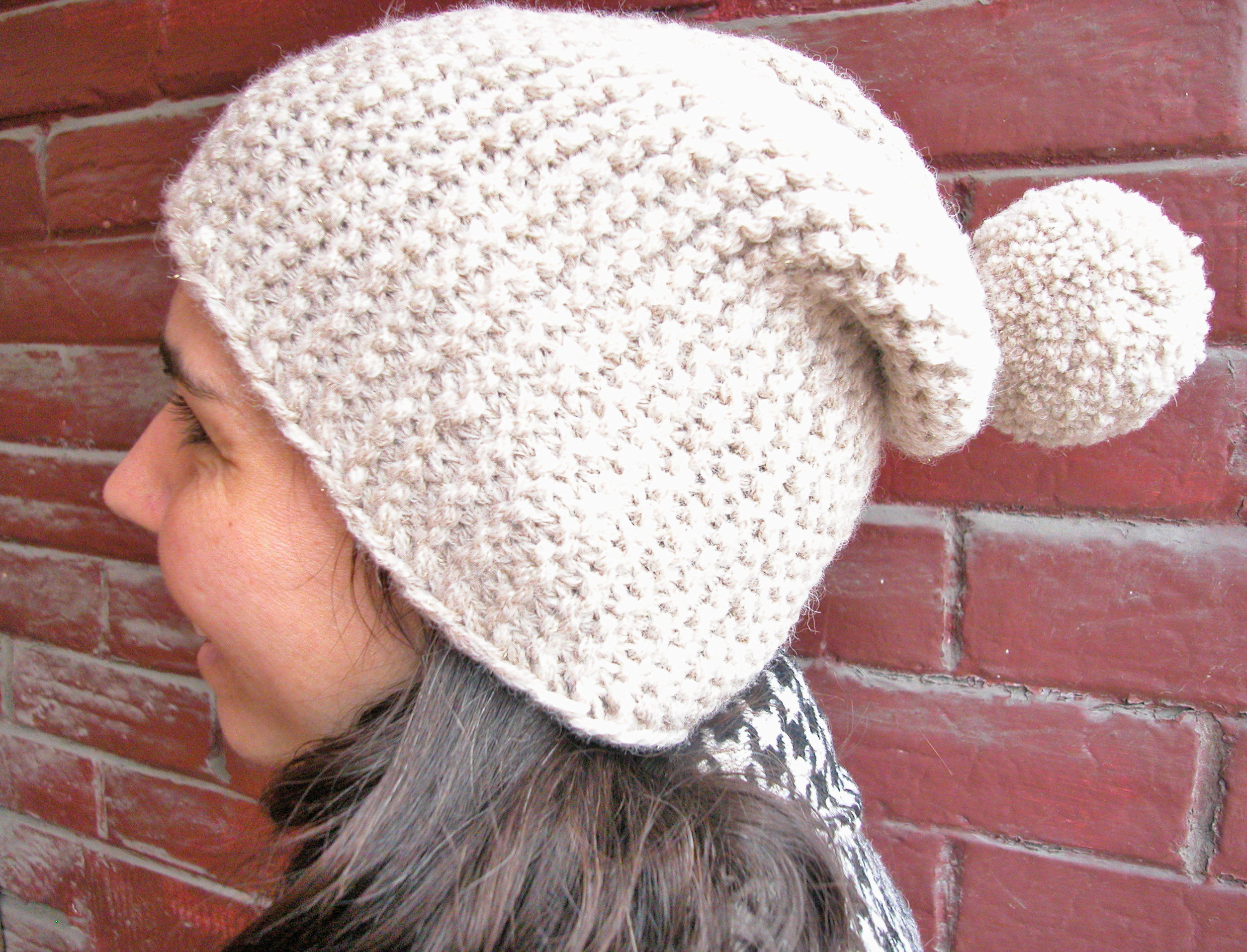 a5396bab6f3 This is a brand new pattern from the Knit Cafe. You can find it on Ravelry  and purchase it there. It is made with two strands of Berroco Flicker held  ...