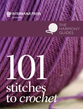 101 crochet stitches