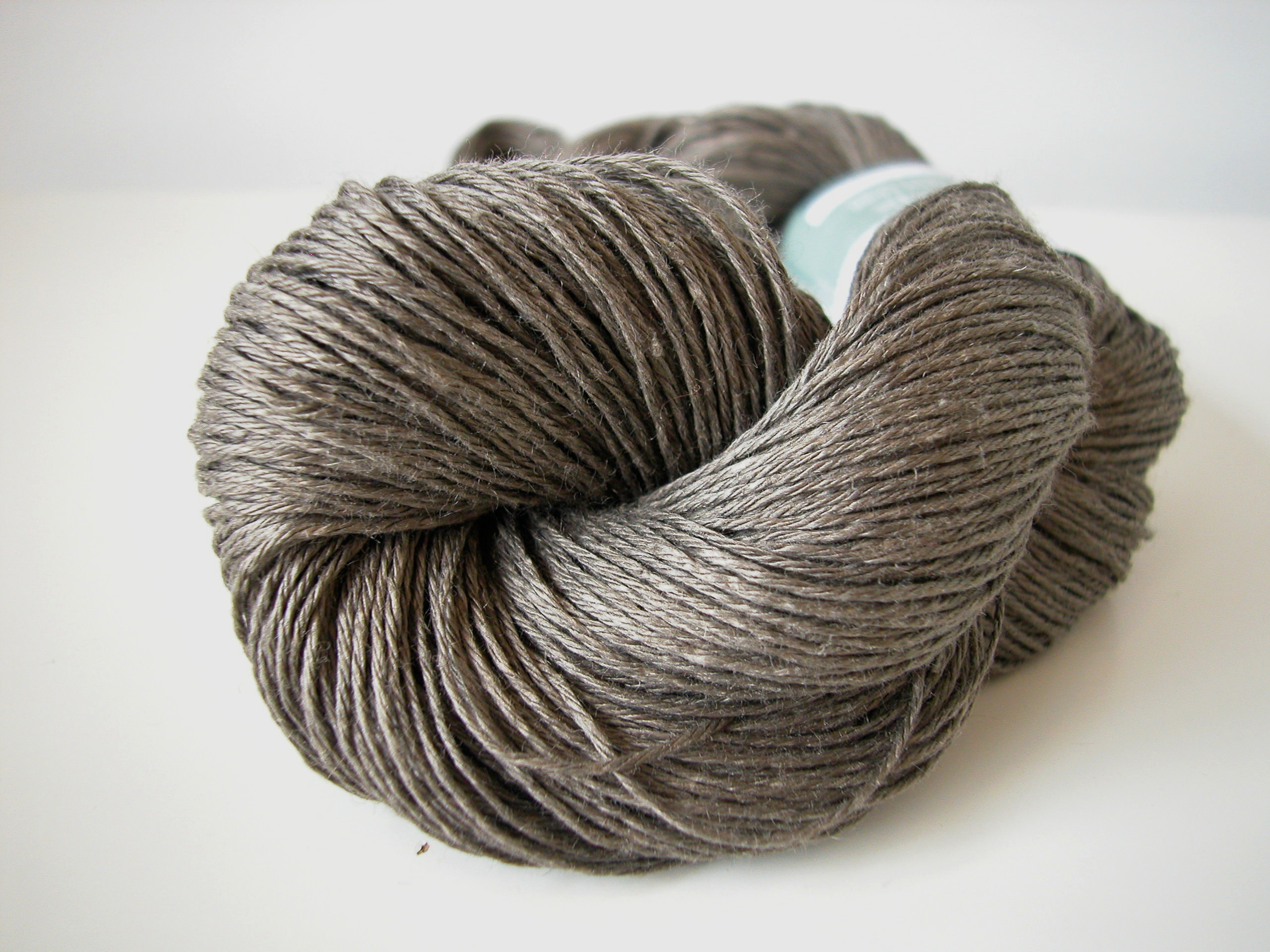 Linen Yarn : linen yarn the knit cafe