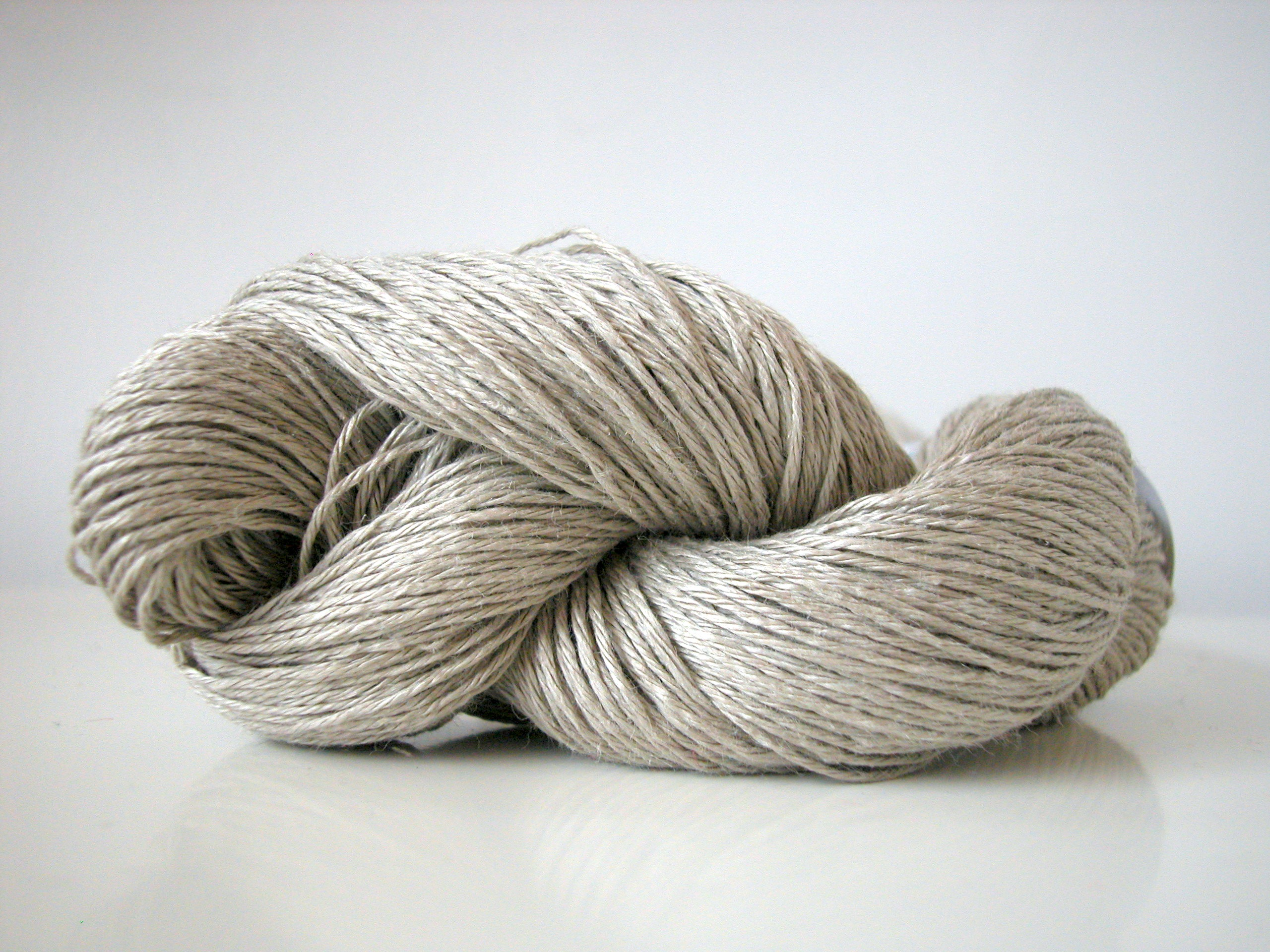 linen yarn the knit cafe