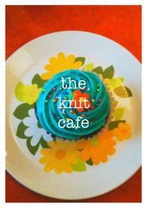 knit cafe cupcake