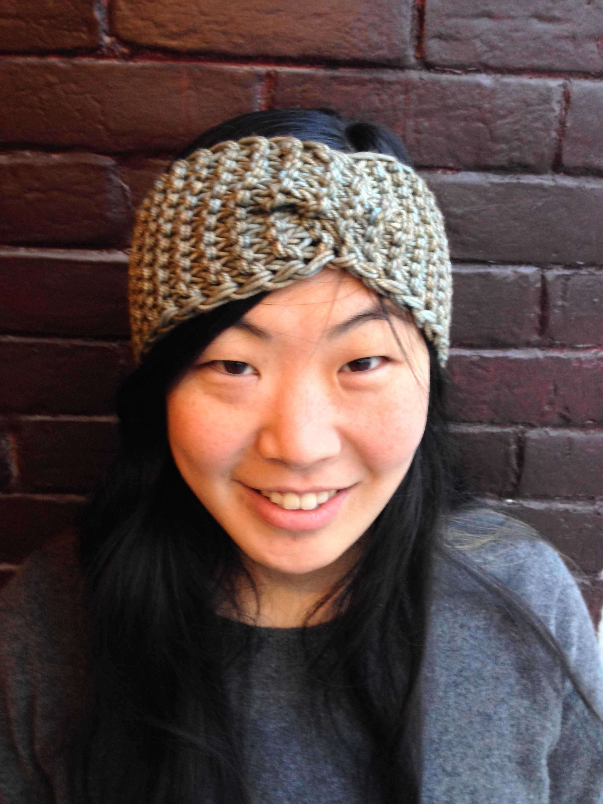 Pattern Knit Headband : I m with the band! A knitted headband story. the knit cafe