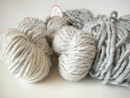 extra bulky yarn