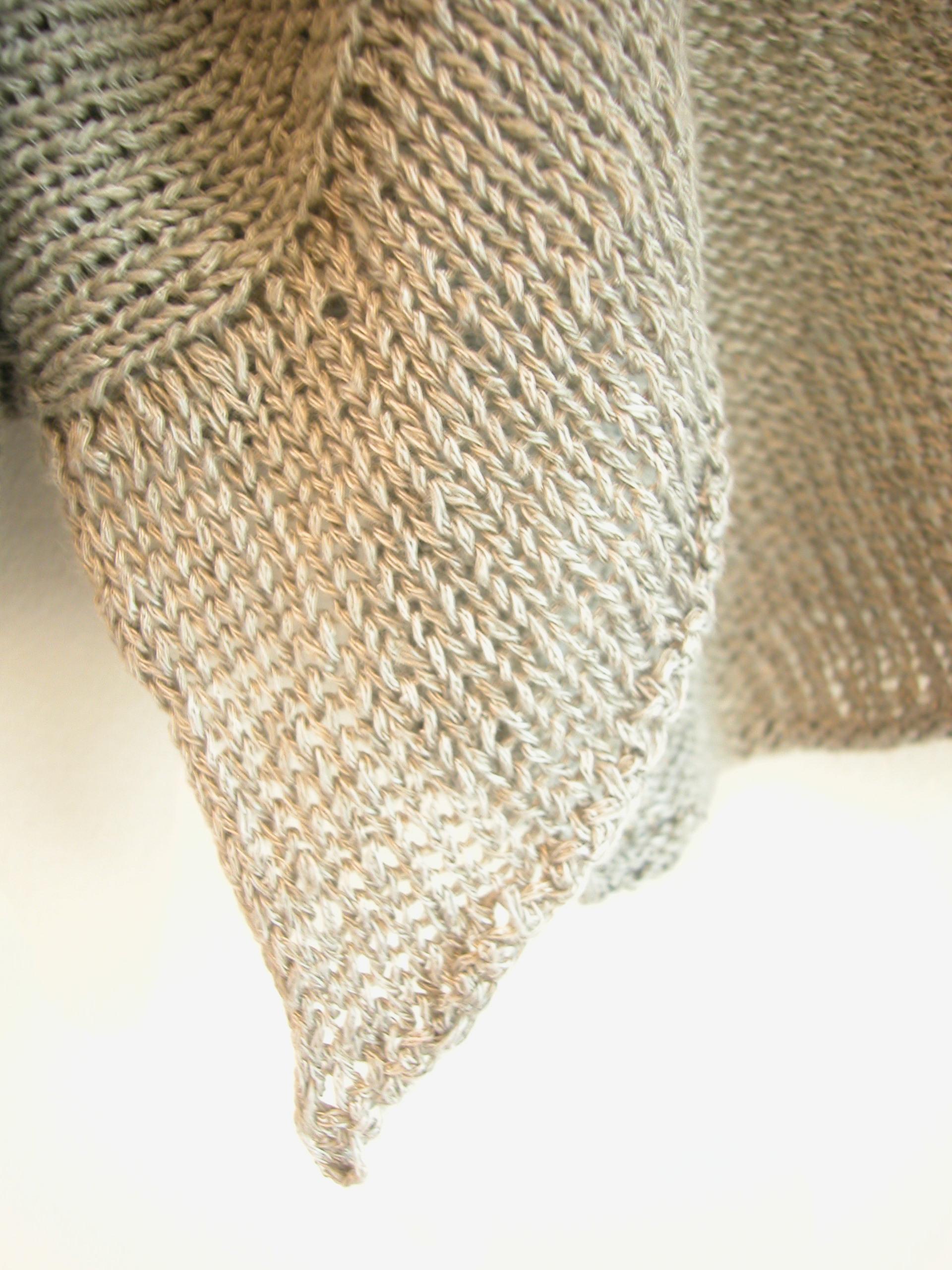 linen yarn the knit cafe