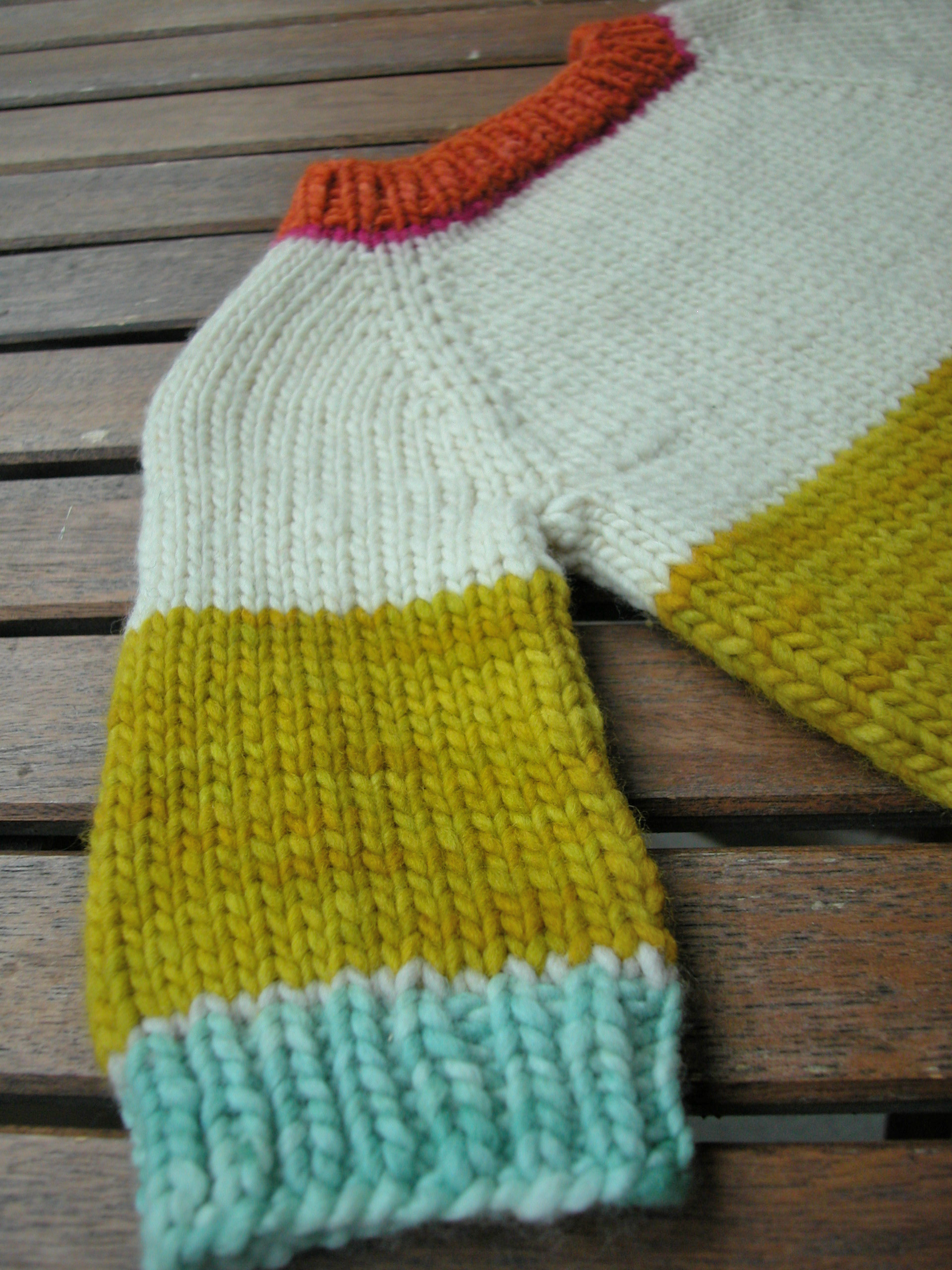 Tips For Knitting Your First Sweater : Make your first sweater here the knit cafe