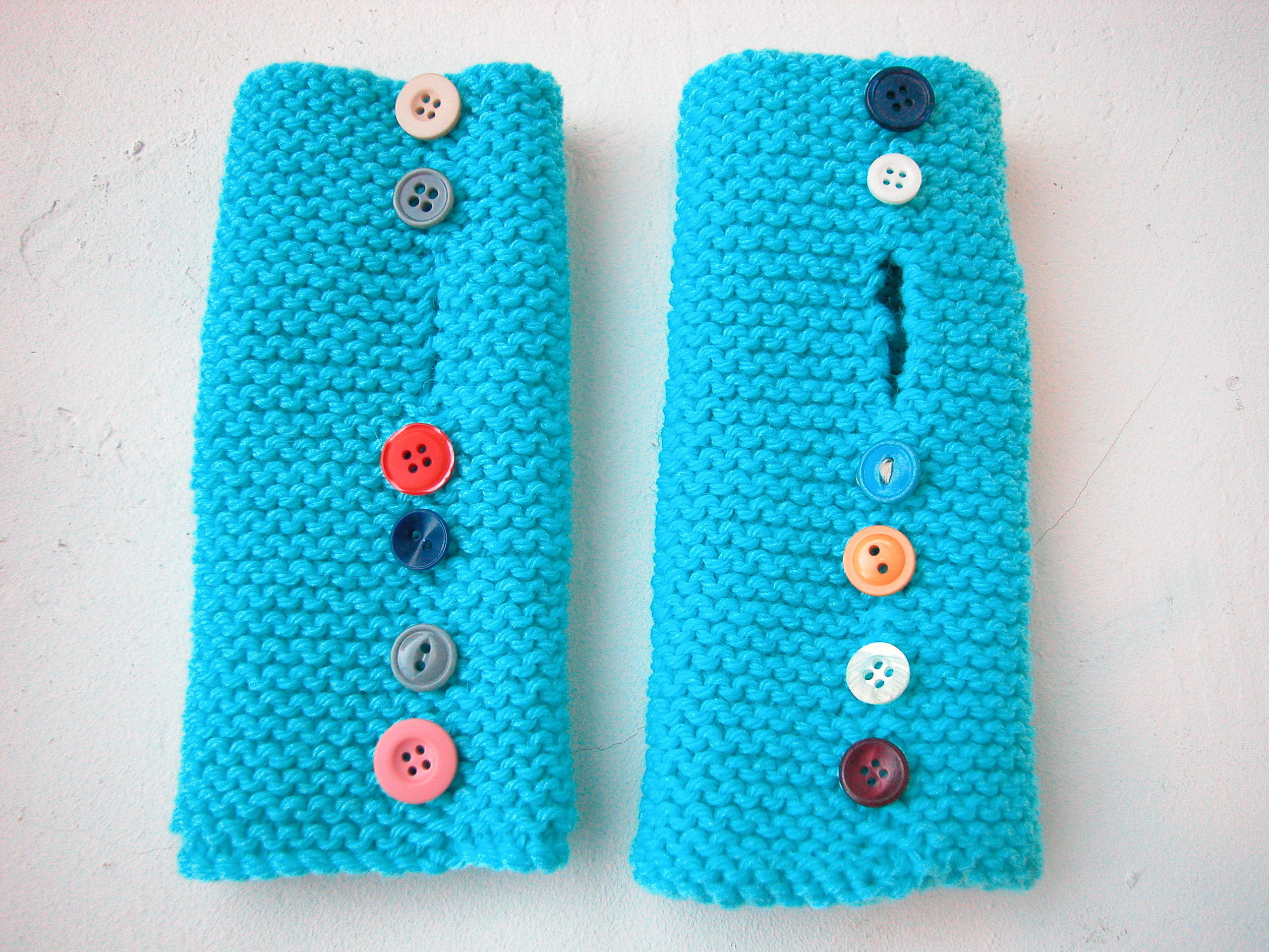 arm warmer pattern | the knit cafe