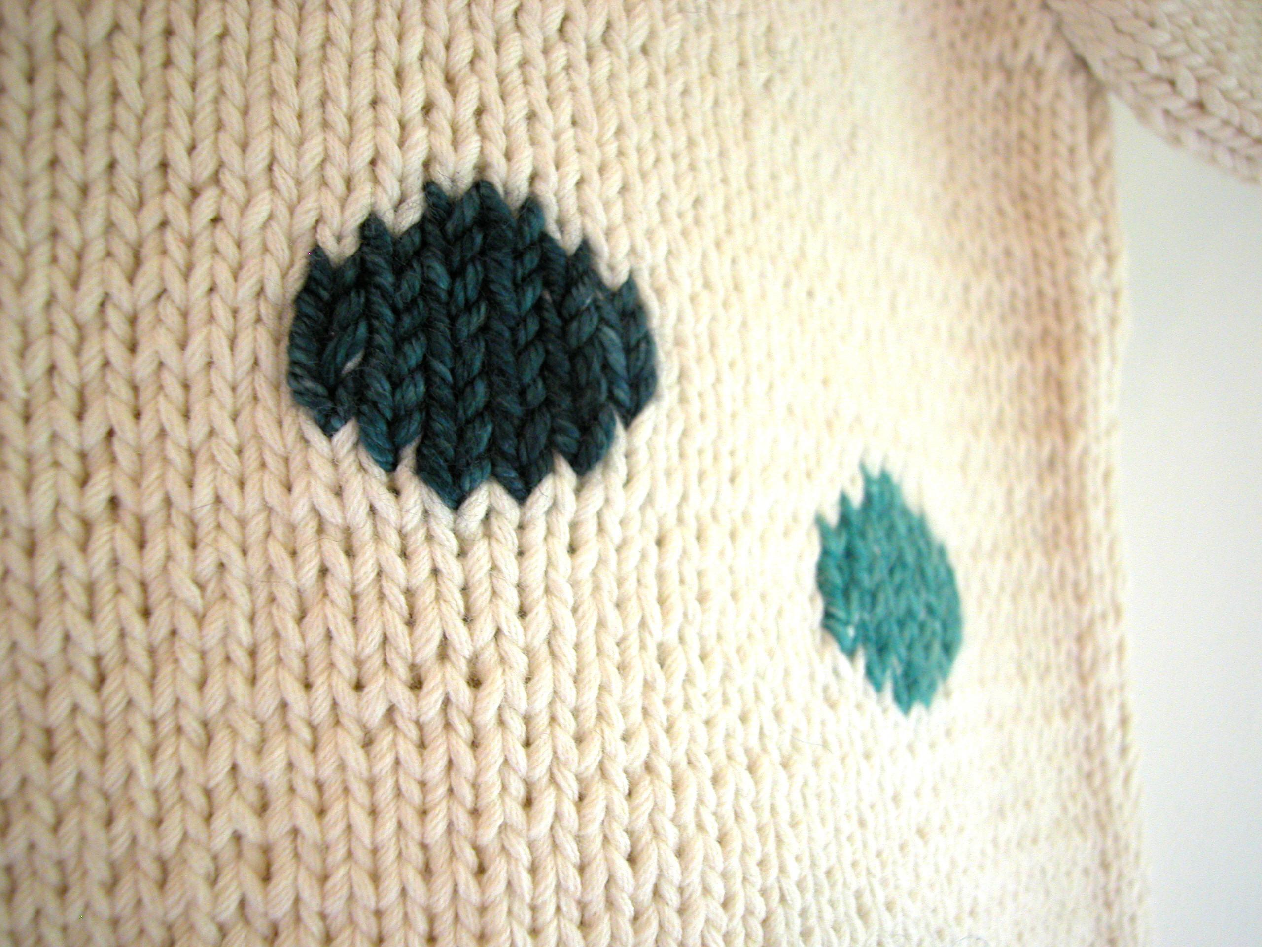 Duplicate Stitch Tutorial The Knit Cafe