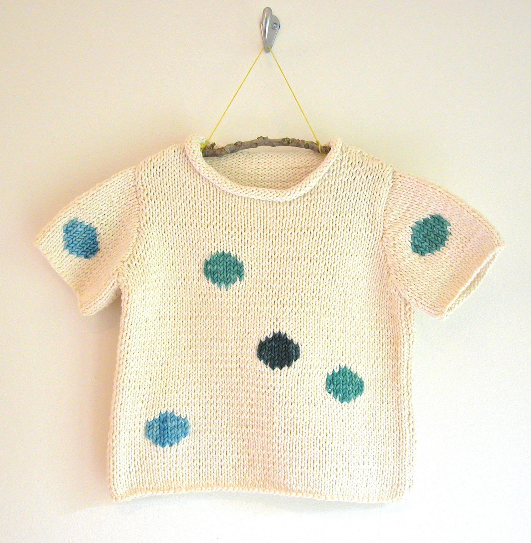 knit t-shirt pattern | the knit cafe