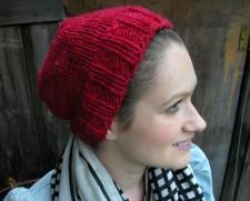 knit 101 hat