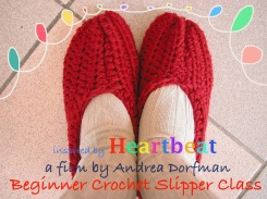 Heartbeat Slipper