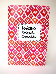 knitter's crash course