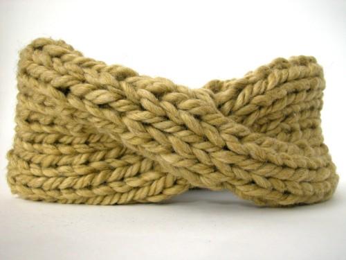 knit 101 headband