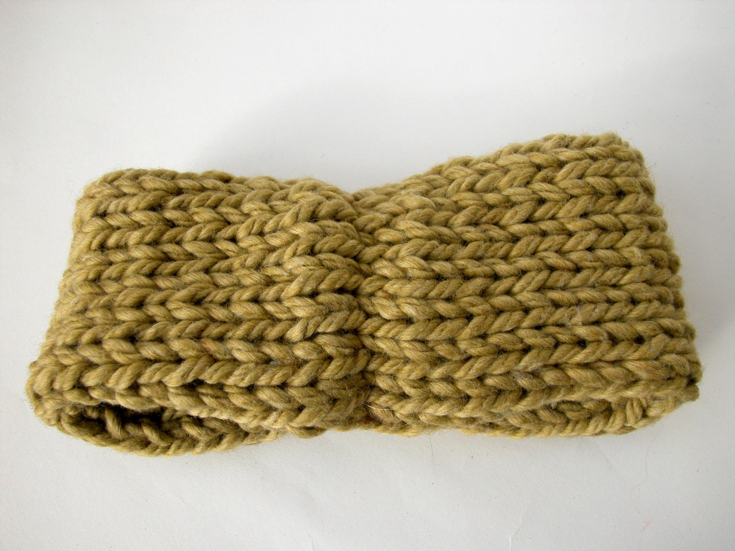 knit headband pattern the knit cafe