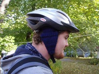 bike helmet ear warmers