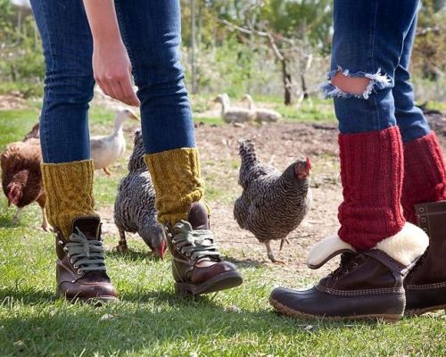 leg warmers socks