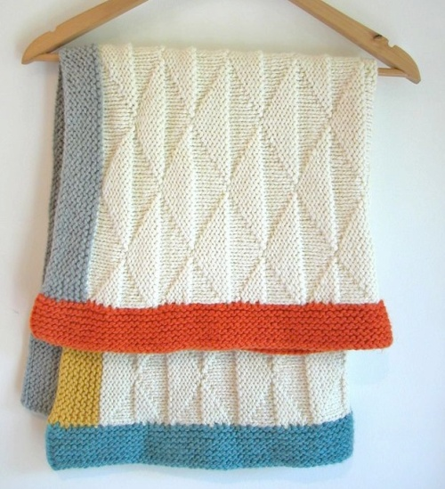 tremblant blanket