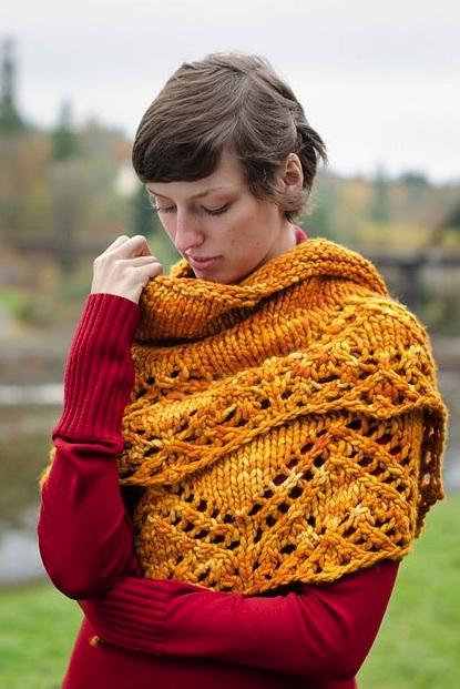 Chunky Knitting Patterns The Knit Cafe