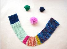 kid's knitting class