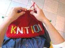 knit 101 class