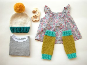 knit 101 baby