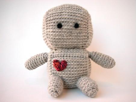 crochet robot