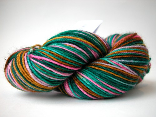 madelinetosh sock twist