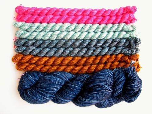 yarn for bias