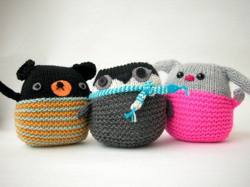 knit criitters