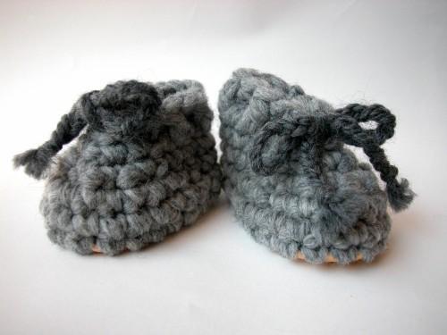 baby slippers-mukluks