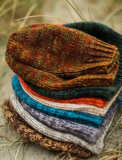marled hat