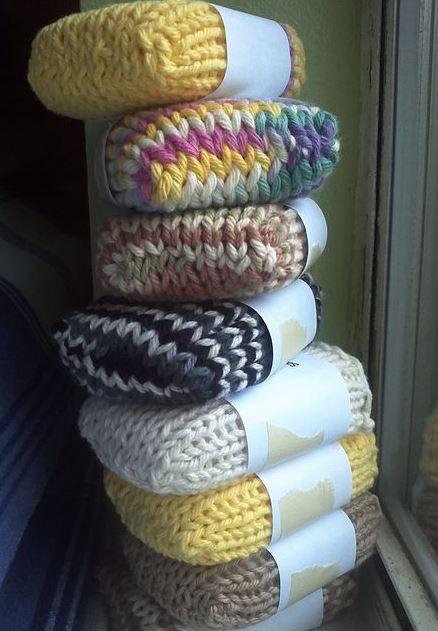 soap socks