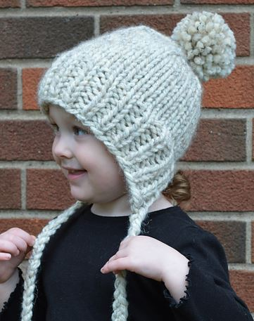 split brim toddler hat