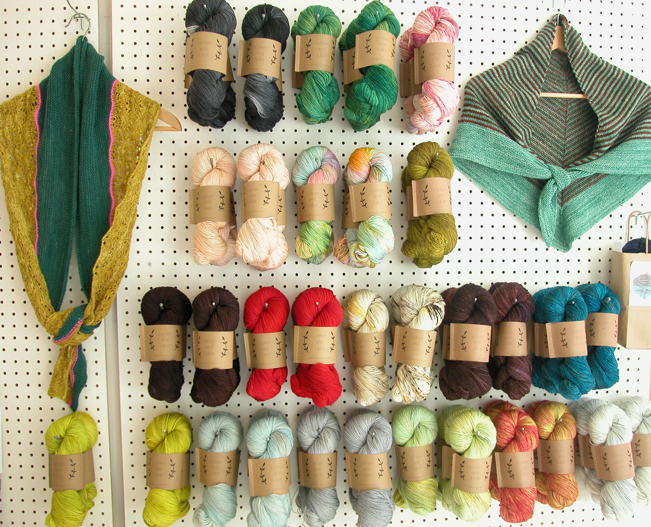 Where to learn knitting in toronto