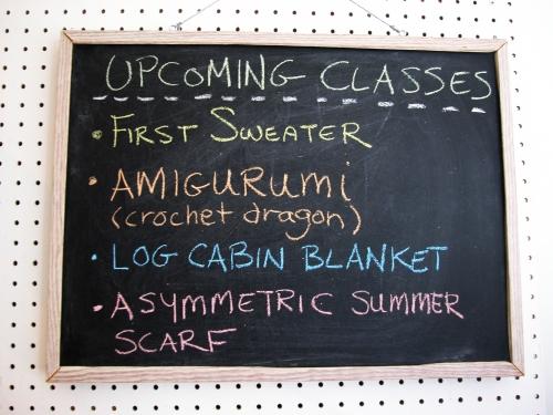 classes on blackboard