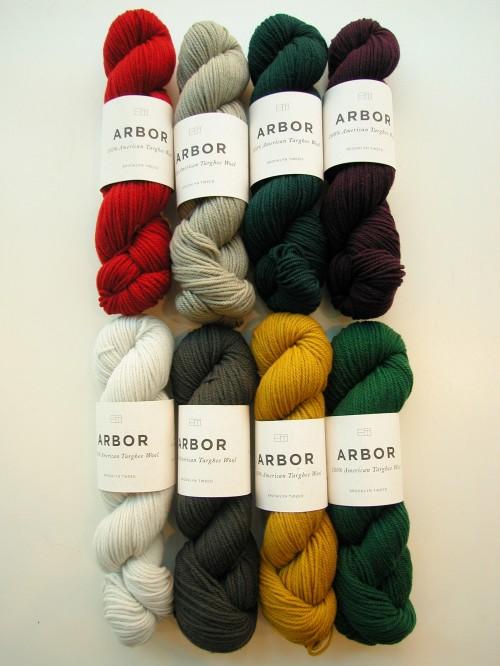 brooklyn tweed arbor