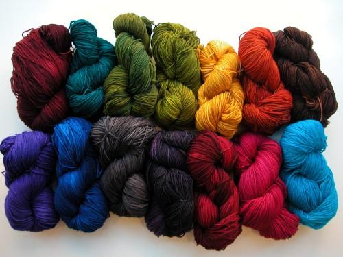 af35269eef5 It s Sock Yarn ! 80% superwash merino
