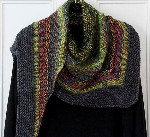 noro-woven-shawl