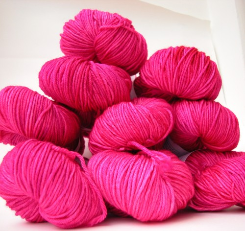 riverside studio worsted flamingo