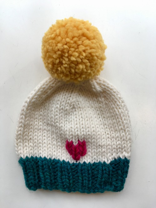 hat with heart